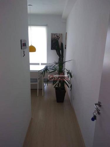 apartamento residencial para venda e locação, jardim renata, arujá - ap0223. - ap0223