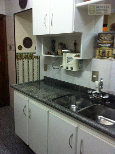 apartamento residencial para venda e locação, jardim, santo andré - ap0290. - ap0290
