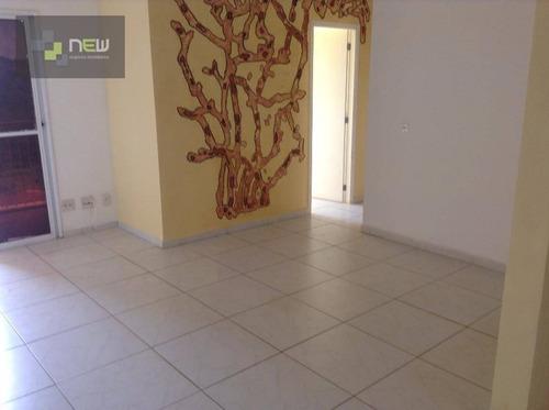 apartamento residencial para venda e locação, jardim sumaré, ribeirão preto. - ap0470