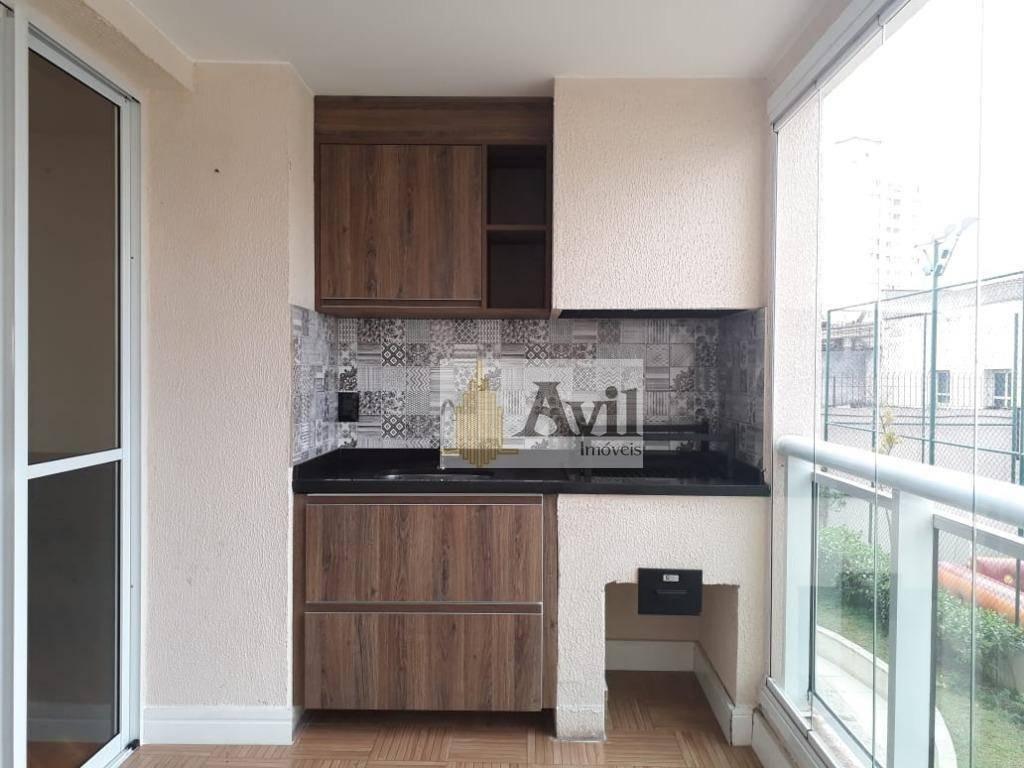 apartamento residencial para venda e locação, lauzane paulista, são paulo. - ap1289
