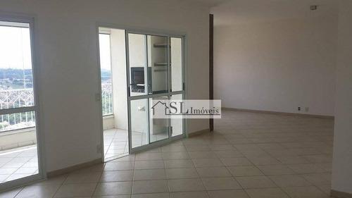 apartamento  residencial para venda e locação, mansões santo antônio, campinas. - ap0027