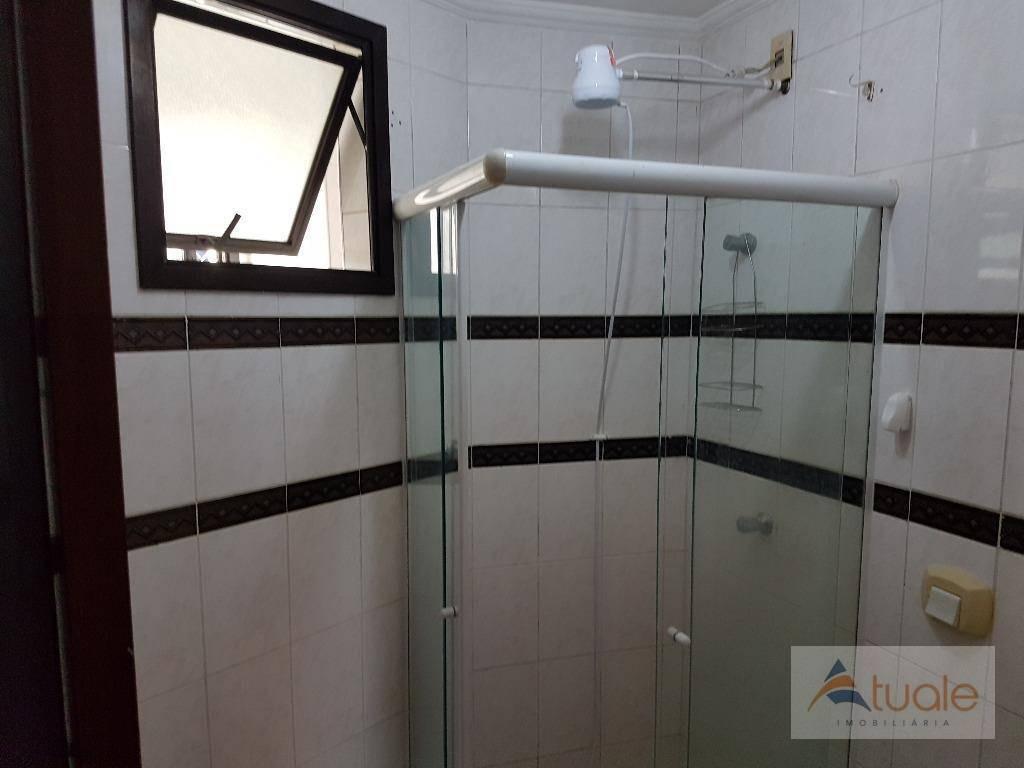 apartamento residencial para venda e locação, mansões santo antônio, campinas. - ap5033