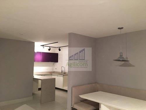 apartamento residencial para venda e locação, moema, são paulo. - ap0046