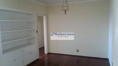 apartamento residencial para venda e locação, nova campinas, campinas. - ap4540