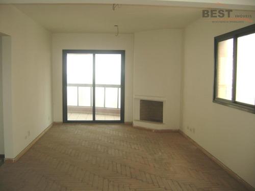 apartamento residencial para venda e locação, panamby, são paulo. - ap3907