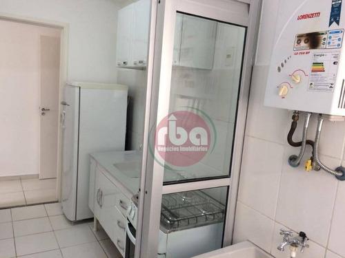 apartamento residencial para venda e locação, parque campolim, sorocaba - ap0376. - ap0376