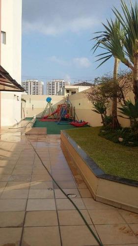 apartamento residencial para venda e locação, parque das nações, santo andré. - ap1477