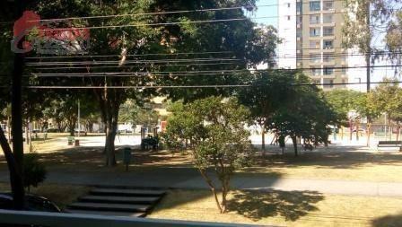 apartamento residencial para venda e locação, parque residencial aquarius, são josé dos campos. - ap0043