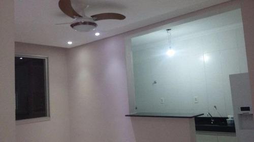 apartamento residencial para venda e locação, parque são sebastião, ribeirão preto. - ap1455