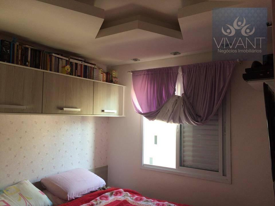 apartamento residencial para venda e locação, parque suzano, suzano. - ap0130