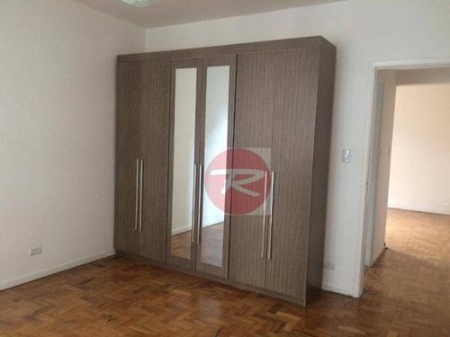 apartamento residencial para venda e locação, perdizes, são paulo. - ap0111
