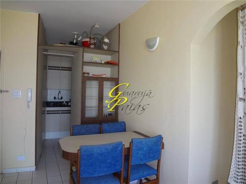 apartamento residencial para venda e locação, pitangueiras, guarujá - ap1849. - ap1849