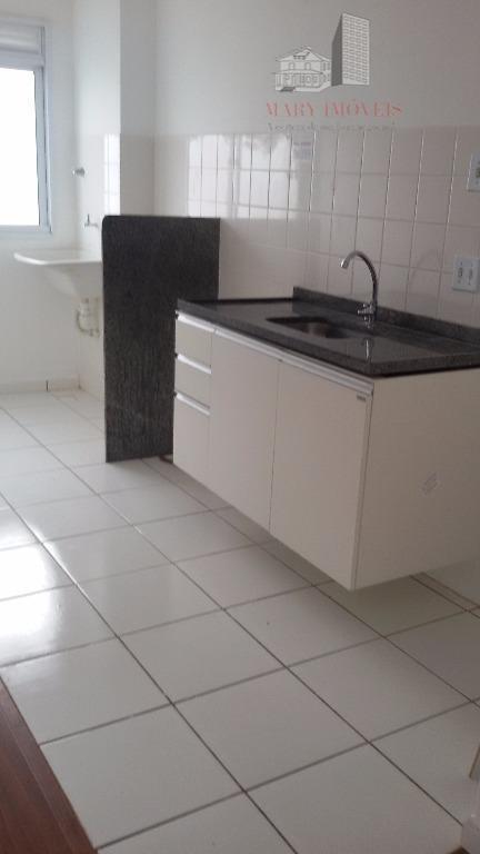apartamento residencial para venda e locação, portais (polvilho), cajamar. - ap0086
