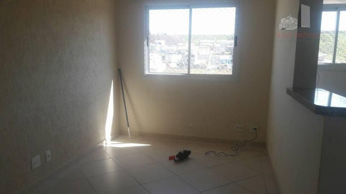 apartamento residencial para venda e locação, portal dos ipês ii, cajamar. - ap0155