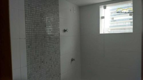 apartamento residencial para venda e locação, praia de itapoã, vila velha. - ap2411