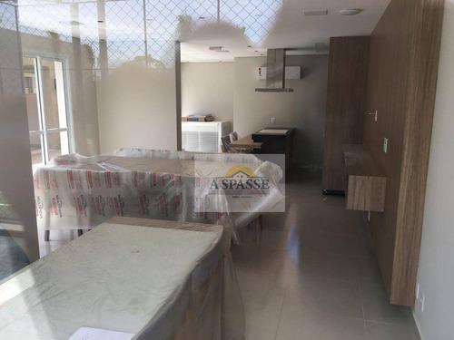 apartamento residencial para venda e locação, ribeirânia, ribeirão preto. - ap0260