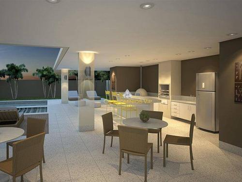 apartamento residencial para venda e locação, spettacolo patriani, sorocaba. - ap0516