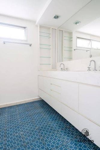 apartamento residencial para venda e locação, sumaré, são paulo. - ap1377