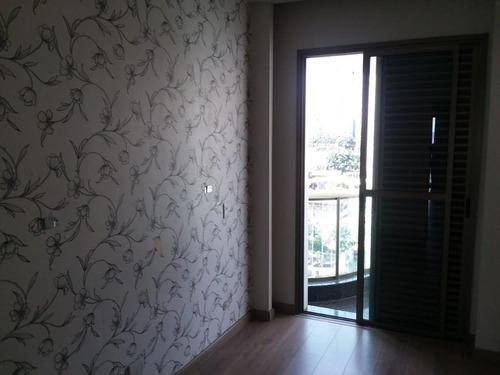 apartamento residencial para venda e locação, tatuapé, são paulo. - ap2129