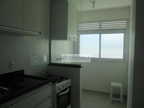 apartamento residencial para venda e locação, urbanova, são josé dos campos. - ap3046