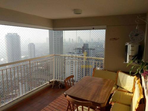apartamento residencial para venda e locação, vila brasílio machado, são paulo. - ap5884