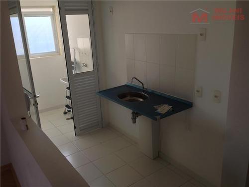 apartamento  residencial para venda e locação, vila butantã, são paulo. - ap0108