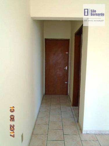 apartamento residencial para venda e locação, vila dainese, americana. - ap0691