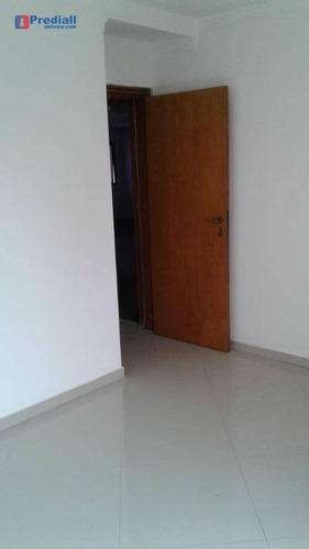apartamento residencial para venda e locação, vila galvão, guarulhos. - ap1697