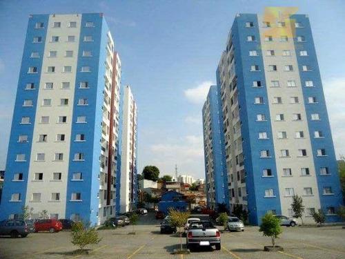 apartamento residencial para venda e locação, vila imaculada, guarulhos. - codigo: ap3462 - ap3462