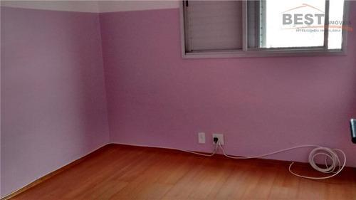 apartamento residencial para venda e locação, vila ipojuca, são paulo. - ap3973