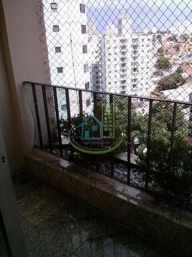 apartamento residencial para venda e locação, vila mascote,