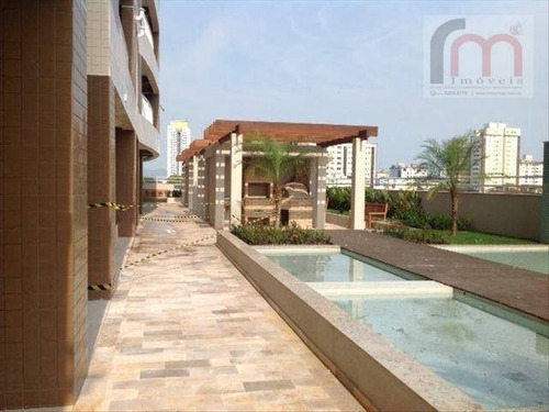 apartamento residencial para venda e locação, vila matias, santos - ap0079. - ap0079