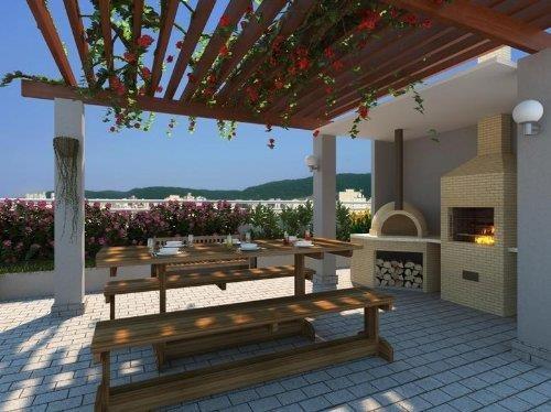 apartamento residencial para venda e locação, vila matias, santos - ap0092. - ap0092