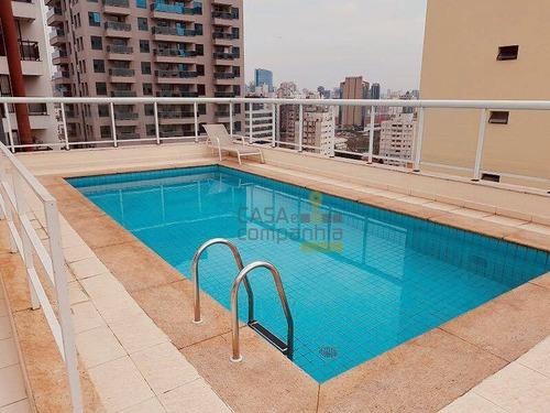 apartamento residencial para venda e locação, vila nova conceição, são paulo. - ap5230