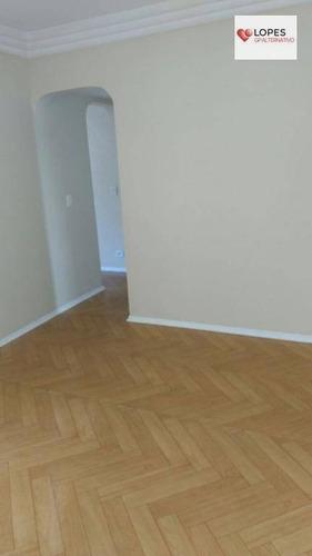 apartamento residencial para venda e locação, vila prudente, são paulo. - ap0386