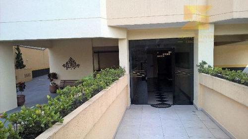 apartamento residencial para venda e locação, vila rosália, guarulhos. - codigo: ap2854 - ap2854