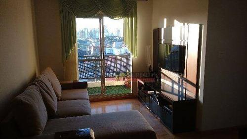 apartamento residencial para venda e locação, vila santa catarina, são paulo. - ap0464