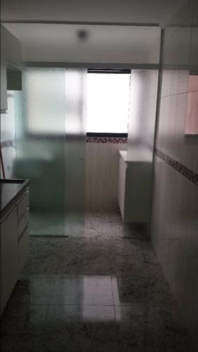 apartamento residencial para venda e locação, vila santa clara, são paulo. - codigo: ap0165 - ap0165