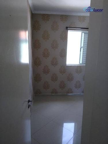 apartamento residencial para venda e locação, vila são carlos, itaquaquecetuba. - ap2929