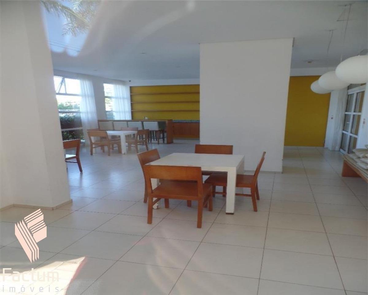 apartamento residencial para venda, no condomínio side vila santa catarina, americana - ap00601 - 34456741
