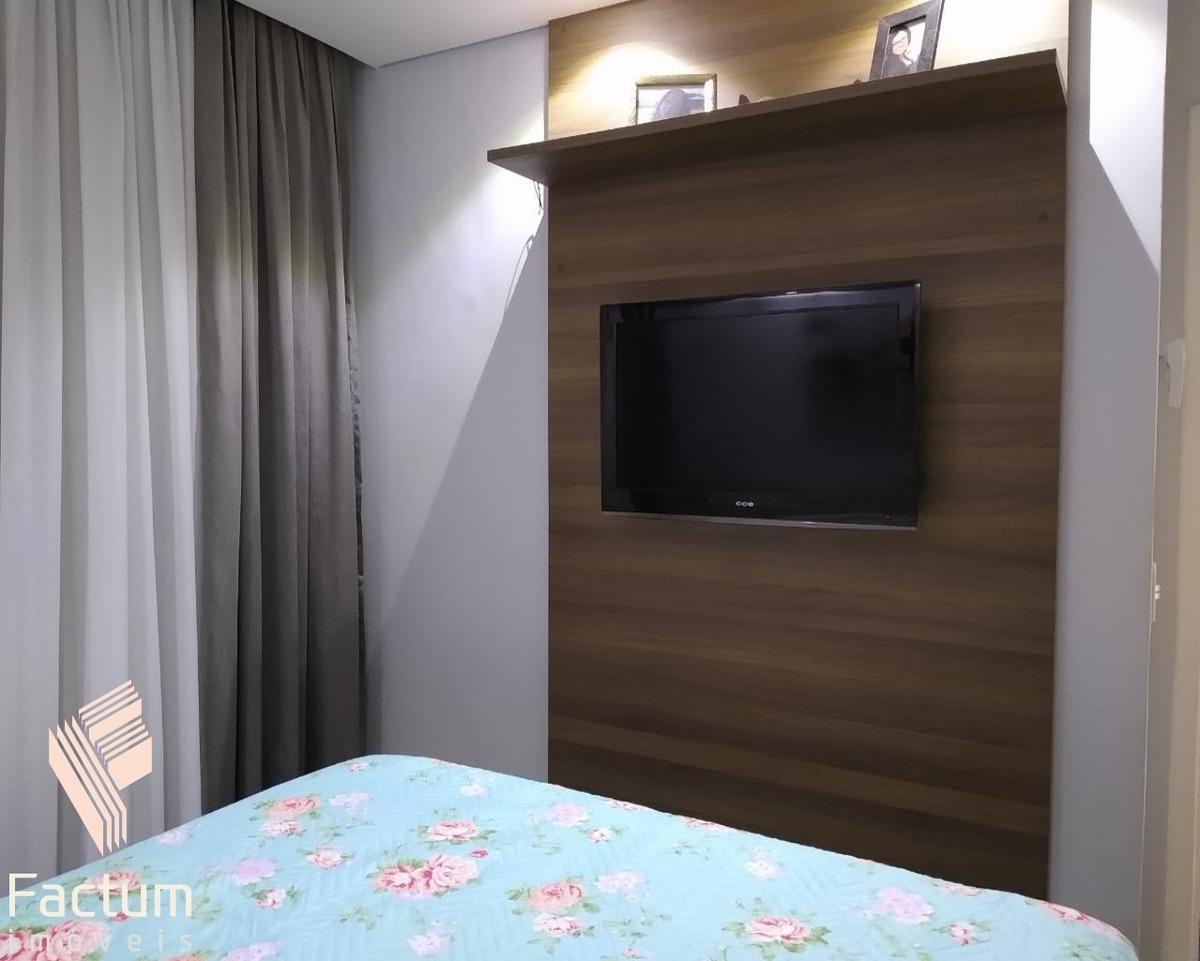 apartamento residencial para venda parque alabama jardim recanto, americana - ap00604 - 34463926