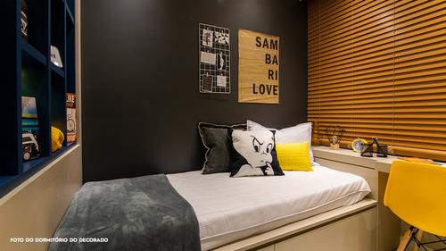 apartamento residencial para venda, vila santana, são paulo - ap6951. - ap6951