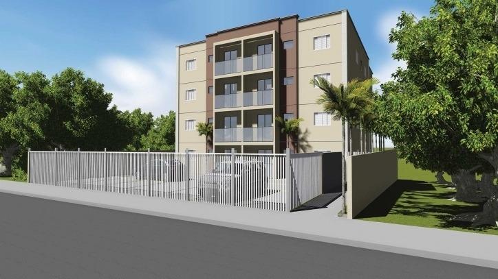 apartamento residencial praça verde - 1125