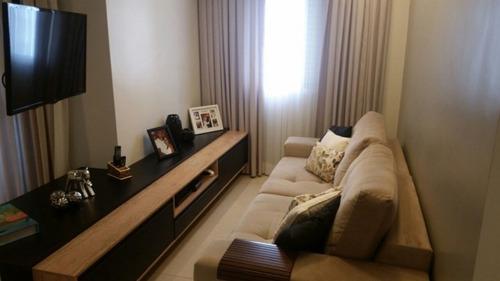 apartamento residencial são caetano 71 m² com vista livre  - 1020