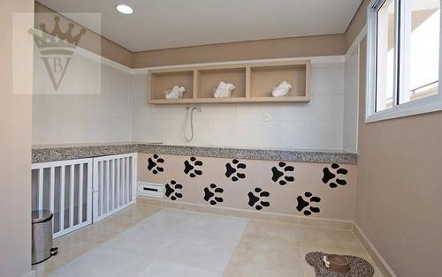 apartamento residencial à venda, 3 dormitórios, 1 suíte, macedo, guarulhos. - ap0781