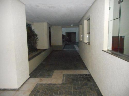 apartamento residencial à venda, 89 m², 3 dormitórios (1 suíte), 2 vagas, vila boa vista, santo andré. - ap1365