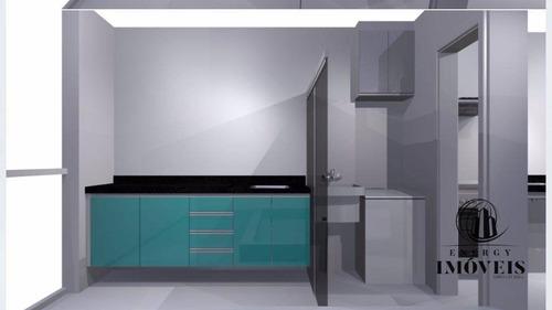 apartamento residencial à venda, aclimação, são paulo. - ap0890