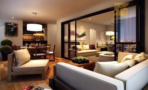 apartamento residencial à venda, aclimação, são paulo. - codigo: ap2326 - ap2326