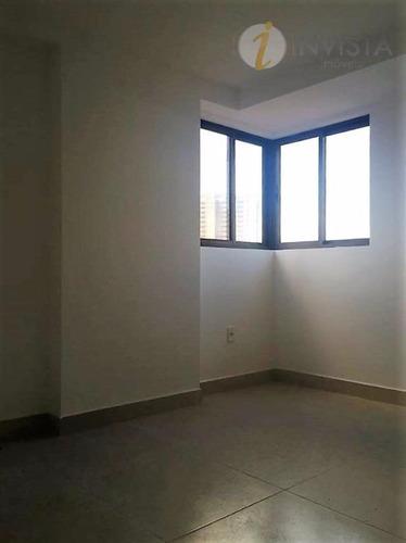 apartamento  residencial à venda, aeroclube, joão pessoa. - ap4785