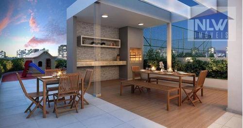 apartamento residencial à venda, água branca, são paulo. - ap0391
